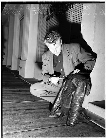 News dealer murder (West Los Angeles), 1952