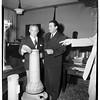 Smudge suit, 1952