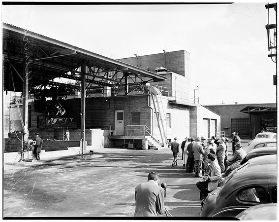 Incinerator, 1949