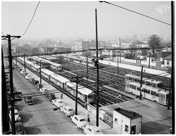Street car story, 1952
