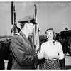 Honorary Colonel at University of California, Los Angeles (Reserve Officers Traning Corps), 1952