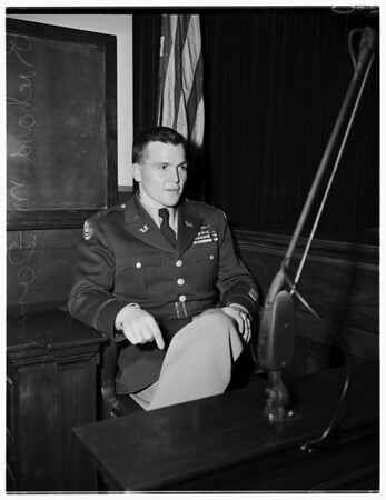 Darby trial, 1952