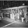 Los Angeles Transit Lines fare increase, 1952