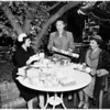 Social Service Juniors, 1952