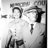 Mrs. Mary Lavina Spreckels (drunk driving charge), 1952