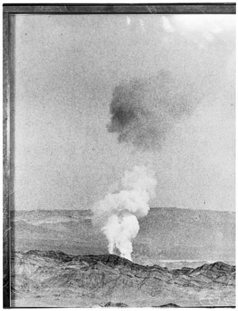 A-Bomb blasts, 1952