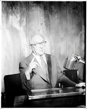 Chanin, 1952