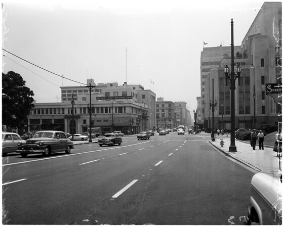 Then and now series, 1957