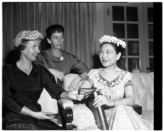 Los Angeles Philharmonic, 1958
