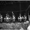 Los Angeles birthday celebration at the Plaza, 1959