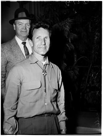 Goat killer, 1958