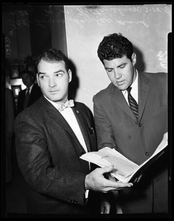 Jaggers, 1958
