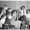 Science class, 1958