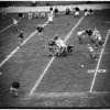 Football -- University of Southern California versus Oregon, 1957