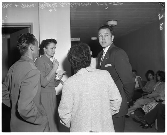 Juvenile hall, 1958
