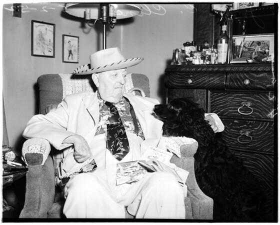 92nd Birthday, 1952.