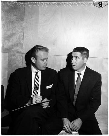 Robertson Preliminary, 1958