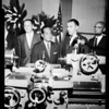 President of Philippines visit, 1958