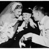 Loughmiller wedding, 1952.