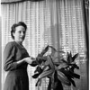 Flower Arrangements, 1958