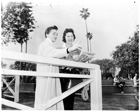 Charity Week (Santa Anita - Races), 1958