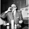 Poison anti-dote, 1958
