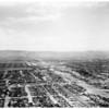 San Diego Freeway progress, 1958