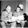 Interview ...Biltmore Hotel, 1952.
