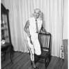 Like Marlene Dietrich, 1958
