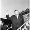 Australian Civil Air Minister, 1958