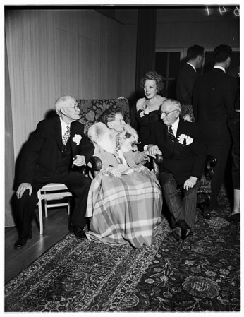 Story -- Hull party, 1952