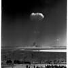 Atom blast (Las Vegas, Nevada), 1952