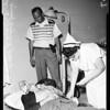 Robbery and shooting, 1958