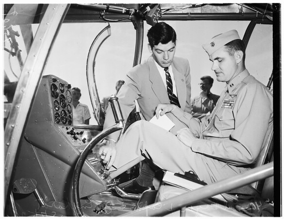 American Helicopter Association meeting, 1952.