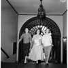Immaculate Heart College - Homecoming, 1958