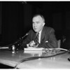 Education hearing, 1958