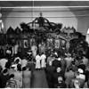 Russian church Christmas, 1958