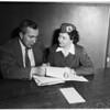 Army seeks civilian workers, 1952