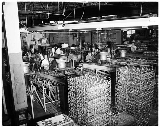 Growth of Anaheim, 1959