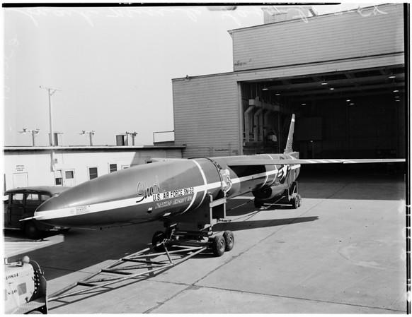 Snark missile, 1958