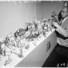 Miniature rose parade, 1958