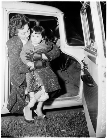 Attempt kidnapping, 1958