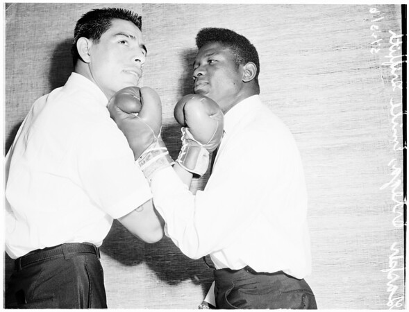 Fighters, 1961