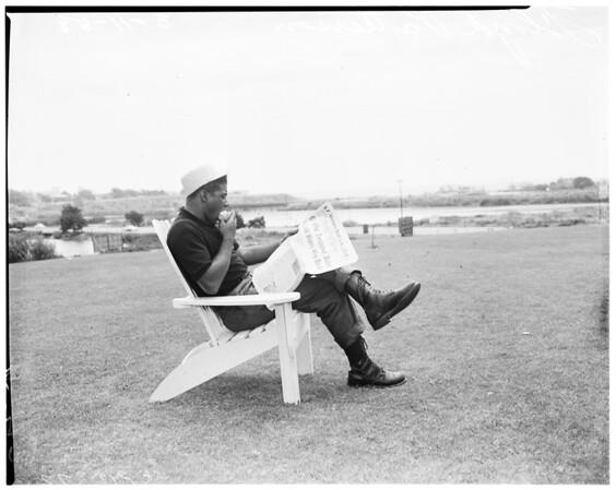 Floyd Patterson, 1958