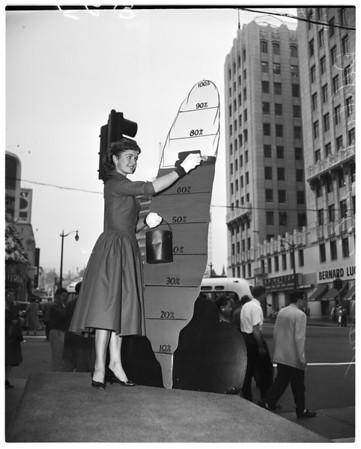 Community chest, 1955