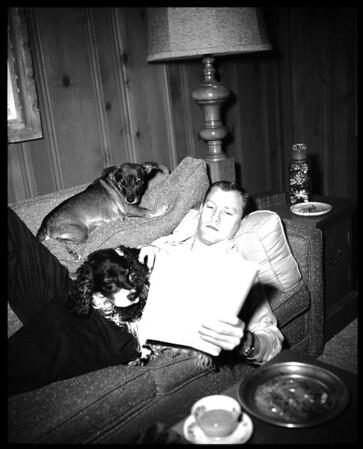 Earl Holliman, 1957