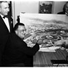 Stadiums -- Chavez Ravine contract approval, 1959