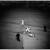 Baseball -- Dodgers versus Cubs, 1958