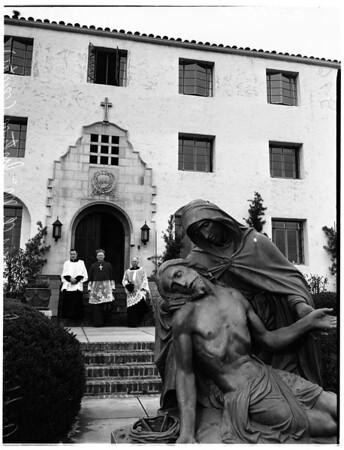 Passionist Fathers Centennial celebration, 1952.