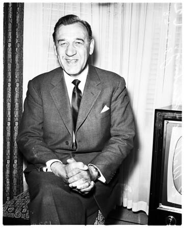 Stanford conference at Ambassador Hotel, 1958